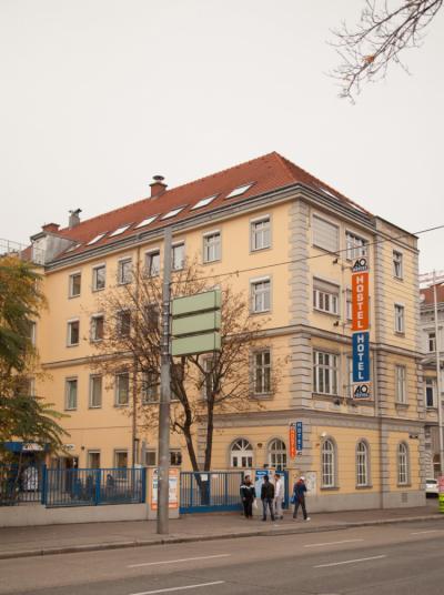 Hostely a ubytovny - A&O Wien Stadthalle Hostel