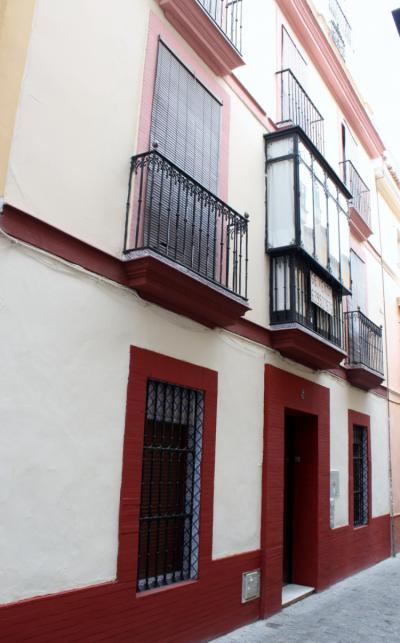 Hostely a ubytovny - Arc House Sevilla