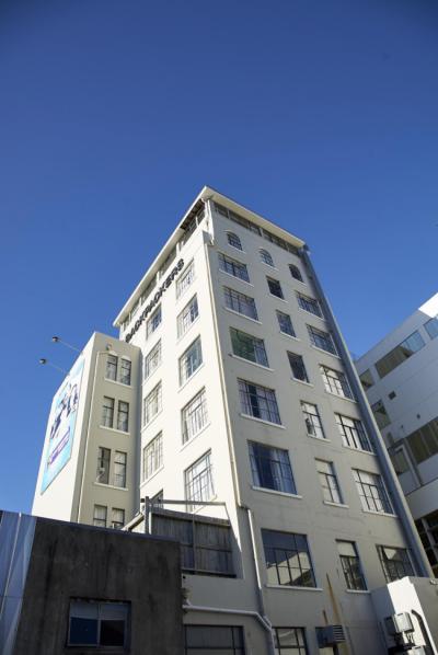 Hostely a ubytovny - Base Wellington