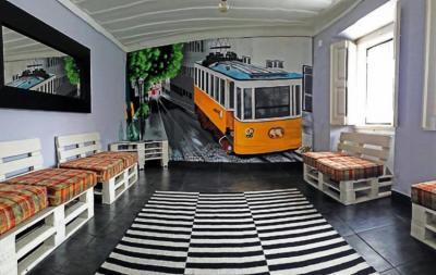 Hostely a ubytovny - Hostel Belem Guest House