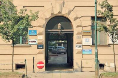Hostely a ubytovny - Grand Central Hostel