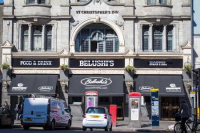 Hostely a ubytovny - St Christopher's Inn, Hammersmith