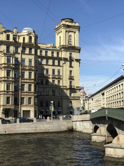 Hostely a ubytovny - Mini hotel Fontanka 127