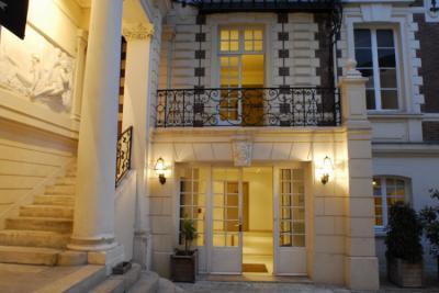 Hostely a ubytovny - Hostel BVJ Champs-Elysées