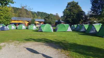 Hostely a ubytovny - ESN Oktoberfest campsite
