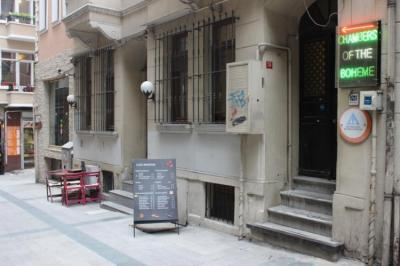 Hostely a ubytovny - Hostel Chambers of the Boheme