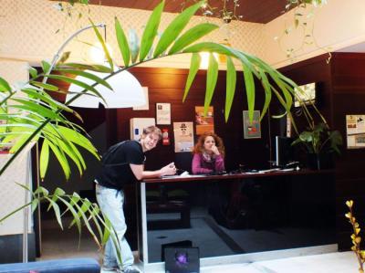 Hostely a ubytovny - Oasis Backpacker's Sevillla Hostel