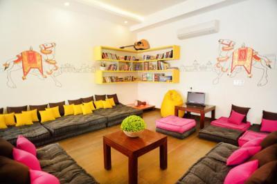 Hostely a ubytovny - Zostel Jaipur