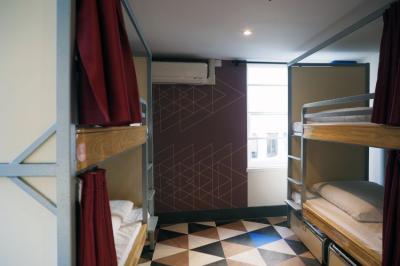 Hostely a ubytovny - St Christopher's Inn, Liverpool Street