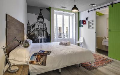 Hostely a ubytovny - Safestay Madrid