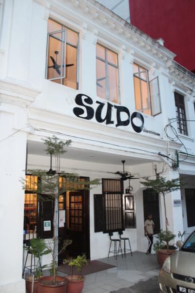 Hostely a ubytovny - Hostel SUDO GuestHouse