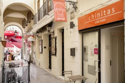 Hostely a ubytovny - Chinitas Urban Hostel