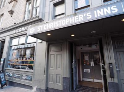 Hostely a ubytovny - St Christopher's Inn, Edinburgh