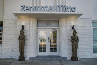 Hostely a ubytovny - Hostel Zenmotel Mimo