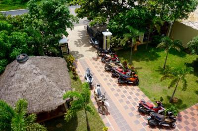 Hostely a ubytovny - Mad Monkey Hostel Kampot