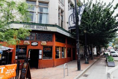 Hostely a ubytovny - Cambie Hostel - Gastown