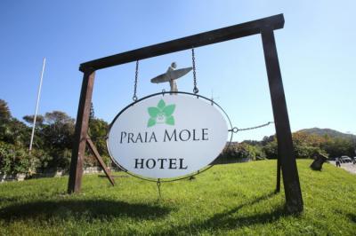 Hostely a ubytovny - Praia Mole Hostel