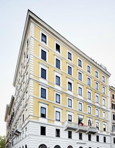 Hostely a ubytovny - Generator Rome