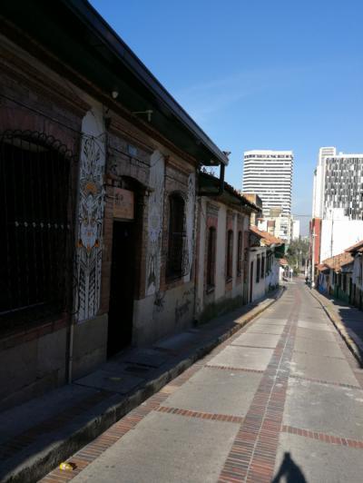 Hostely a ubytovny - Iku Hostel Backpackers Bogota