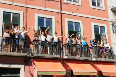 Hostely a ubytovny - Lookout Lisbon! Hostel