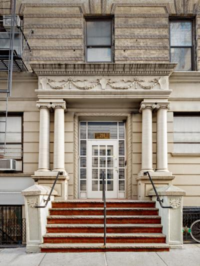 Hostely a ubytovny - Central Park West Hostel