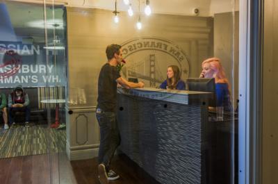 Hostely a ubytovny - USA Hostels San Francisco
