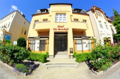 Hostely a ubytovny - Die Botschaft Hostel