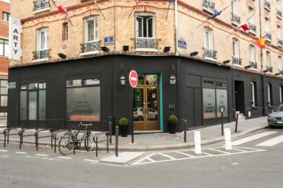 Hostely a ubytovny - Arty Paris Portes de Versailles by Hiphophostels
