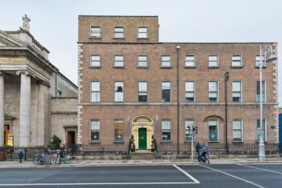 Hostely a ubytovny - Gardiner House Hostel