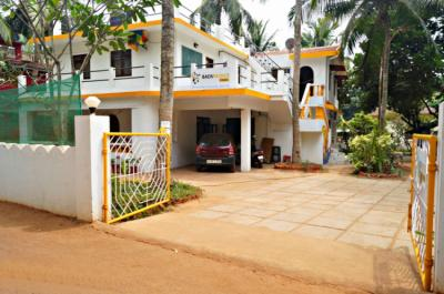 Hostely a ubytovny - Backpacker Panda Goa Hostel