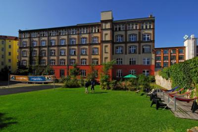 Hostely a ubytovny - A&O Berlin Friedrichshain Hostel