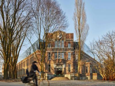 Hostely a ubytovny - Generator Amsterdam