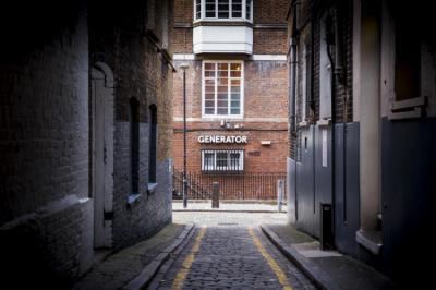 Hostely a ubytovny - Generator London
