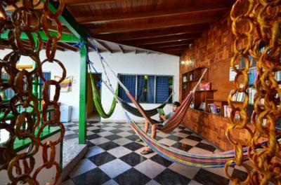 Hostely a ubytovny - The Wandering Paisa Backpackers Hostel