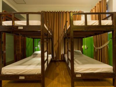 Hostely a ubytovny - HI Siem Reap Deluxe Hostel