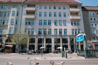 Hostely a ubytovny - St Christopher's Inn Berlin