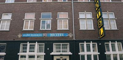 Hostely a ubytovny - Hans Brinker Hostel Amsterdam