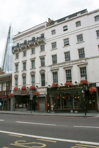 Hostely a ubytovny - St Christopher's Inns: The Oasis, London Bridge