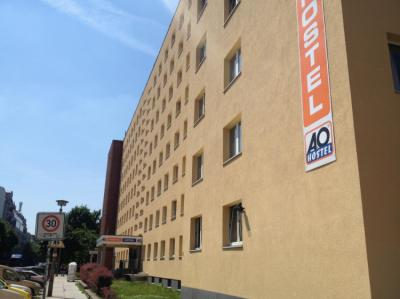 Hostely a ubytovny - A&O Berlin Mitte Hostel
