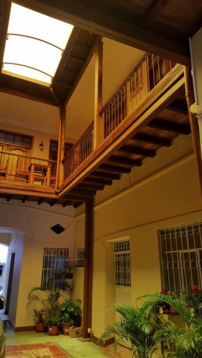 Hostely a ubytovny - Hostal Castelvilla Centro Historico de Quito