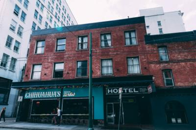 Hostely a ubytovny - Cambie Hostel - Downtown