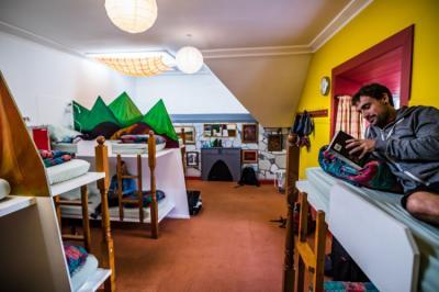 Hostely a ubytovny - Castle Rock Hostel