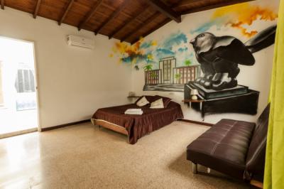 Hostely a ubytovny - Paisa City Hostel