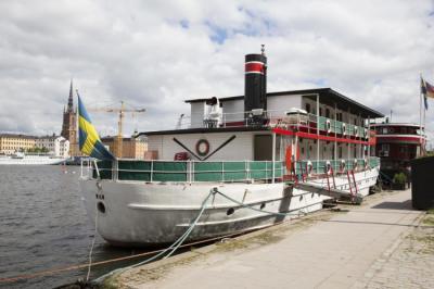 Hostely a ubytovny - Hostel The Red Boat