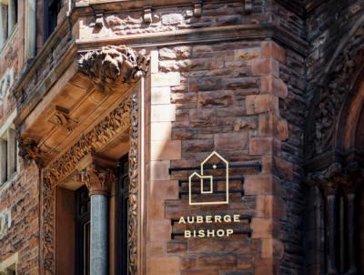 Hostely a ubytovny - Hostel Auberge Bishop