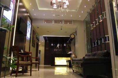 Hostely a ubytovny - Africana Hotel