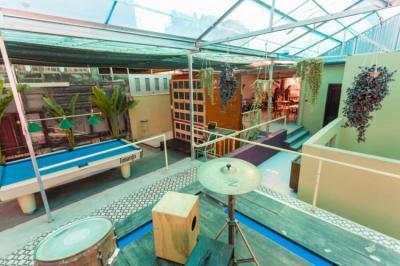 Hostely a ubytovny - Wanderlust Inn Hostel