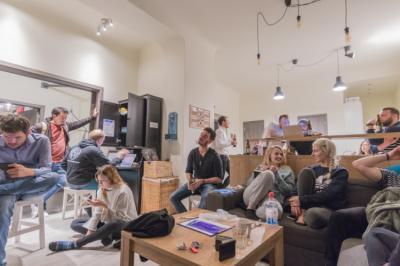 Hostely a ubytovny - Hostel The RoadHouse Prague