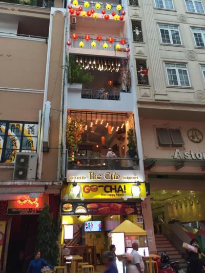 Hostely a ubytovny - The Crib Vietnam Hostel