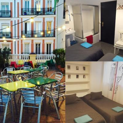 Hostely a ubytovny - Barbieri Sol Hostel